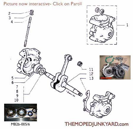motobecane engine parts (3 Subcategories)