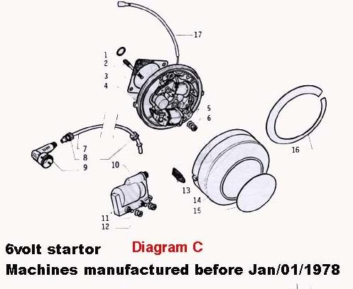 motobecane electrical parts (4 Subcategories)
