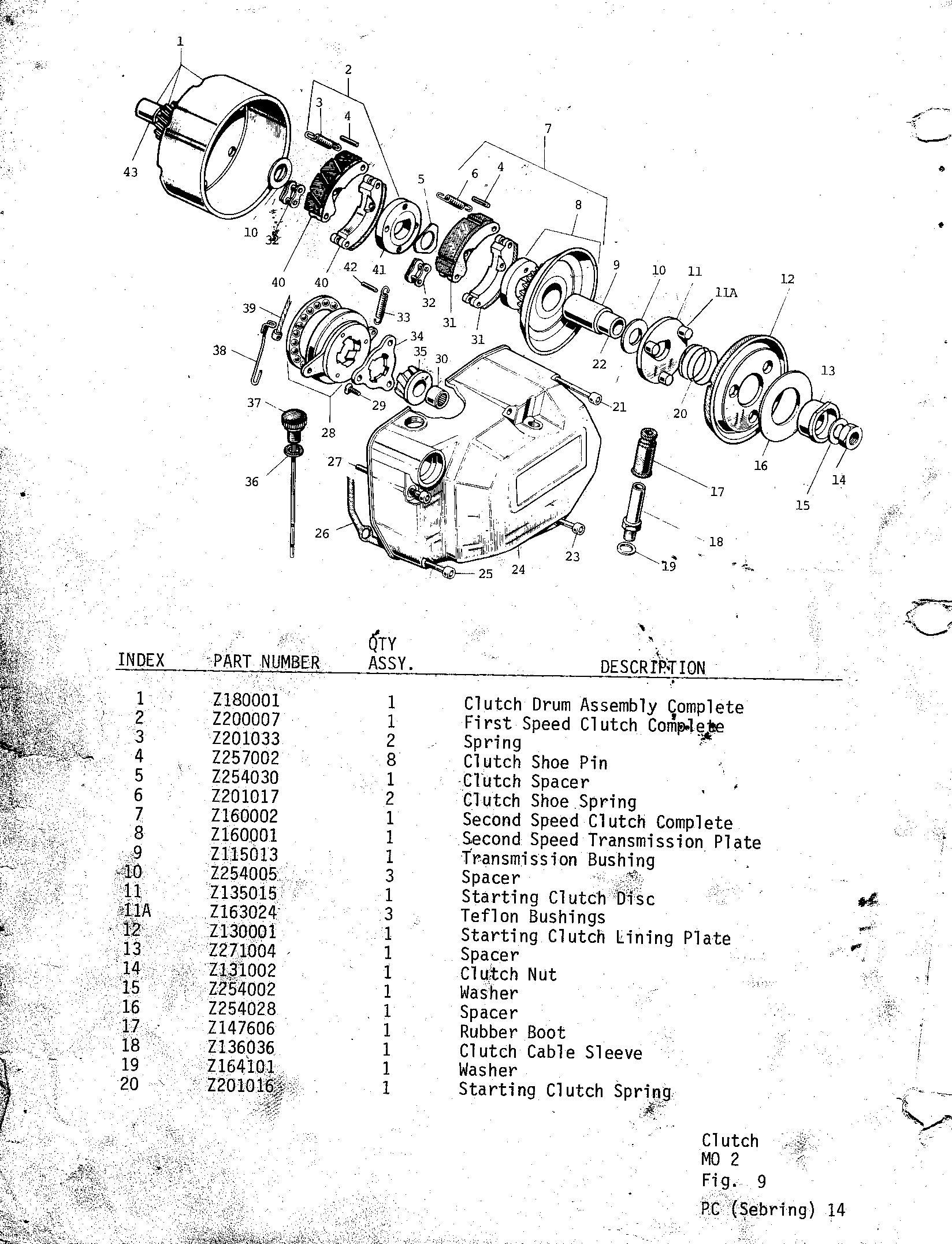 14-CLUTCH M02