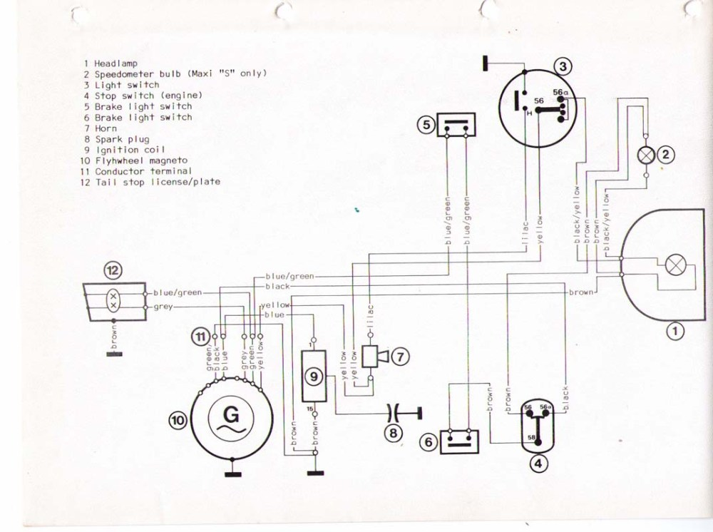 medium resolution of puch wiring turn signal wiring diagram puch wiring diagram