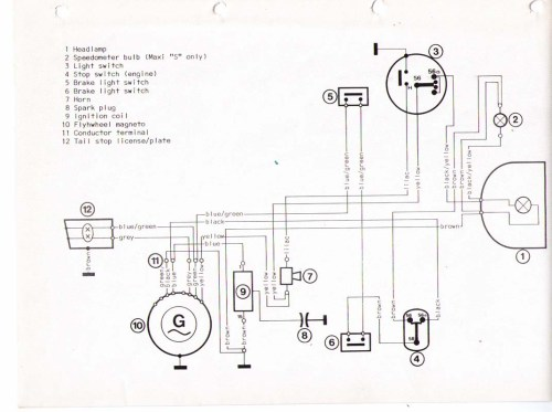 small resolution of puch wiring turn signal wiring diagram puch wiring diagram