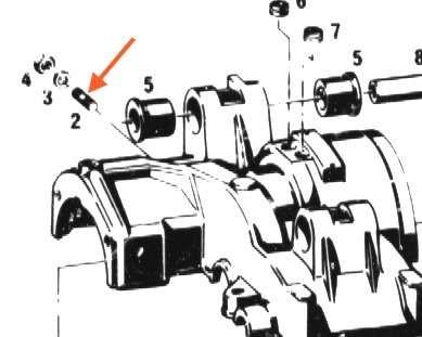 Stiftschraube Stehbolzen M6x20