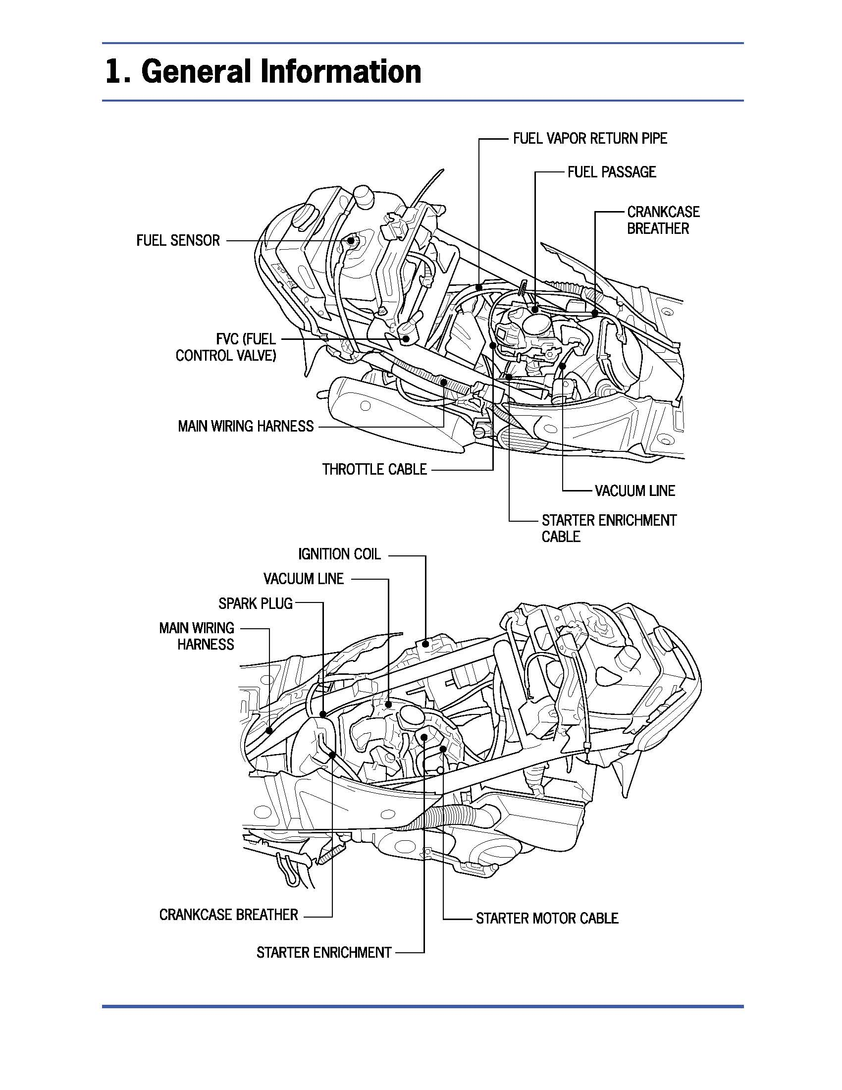 GY6 Scooter Service Manual