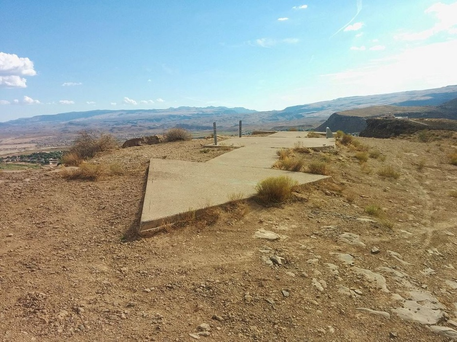 Why Is America Dotted with Giant, Concrete Arrows?