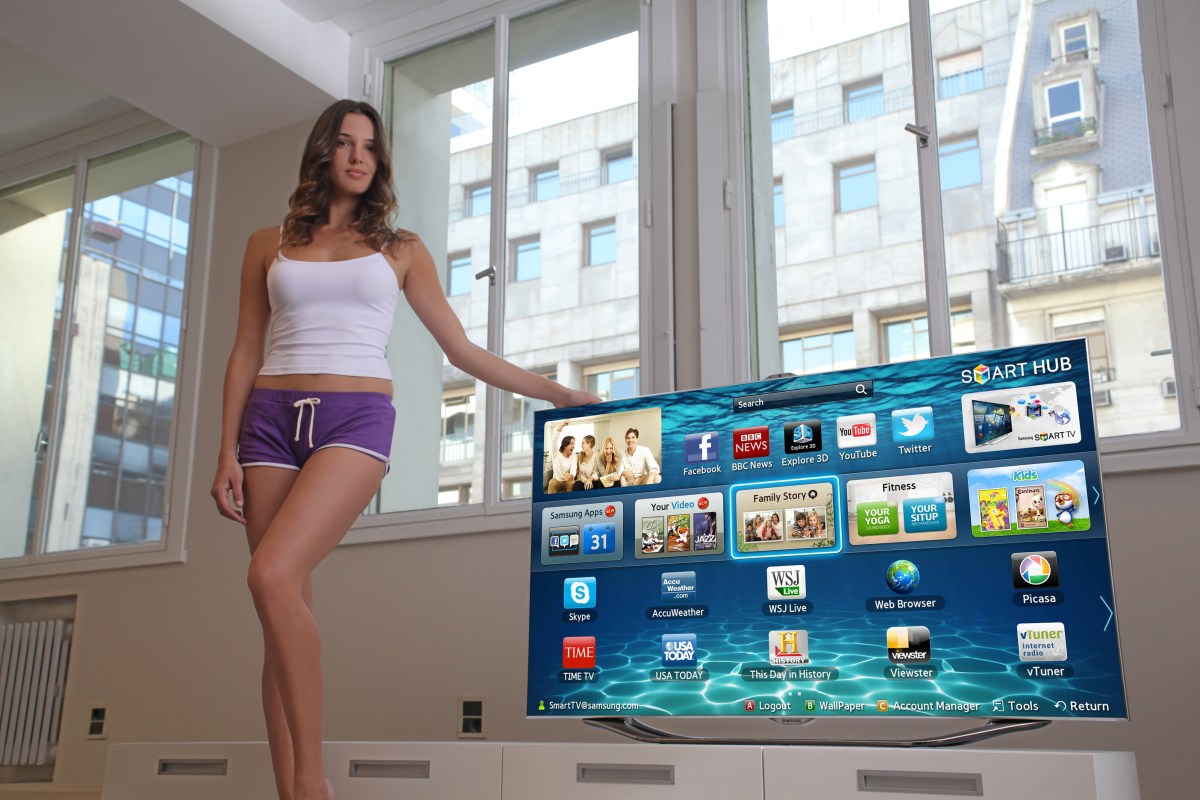 Samsung lied -- its smart TV is indeed spying on you