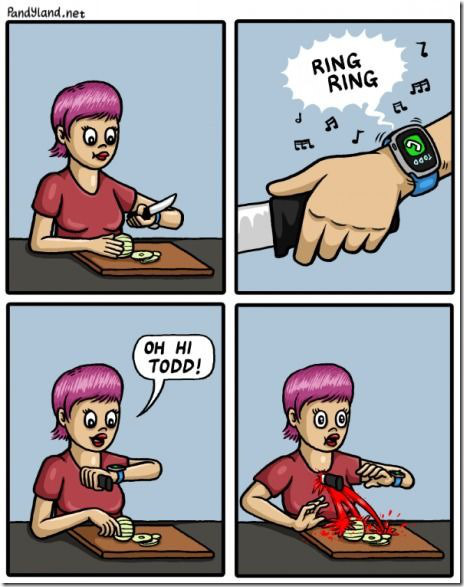 Smart-Watch-Problem