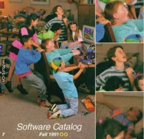 Software was so much fun in the 90's