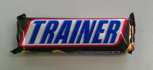 Snickers Trainer