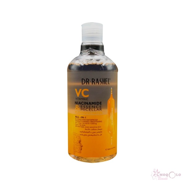 Dr.Rashel Vitamin C Niacinamide Essence et eau micellaire