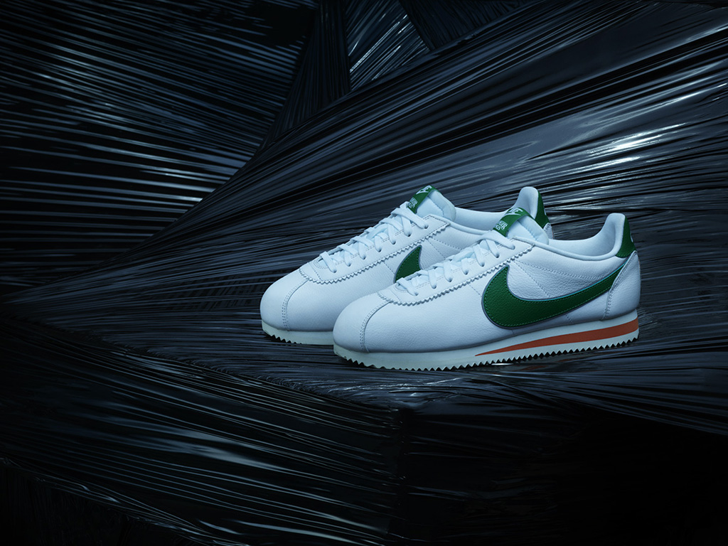Nike Hawkings High collection. Foto: Sneaker News