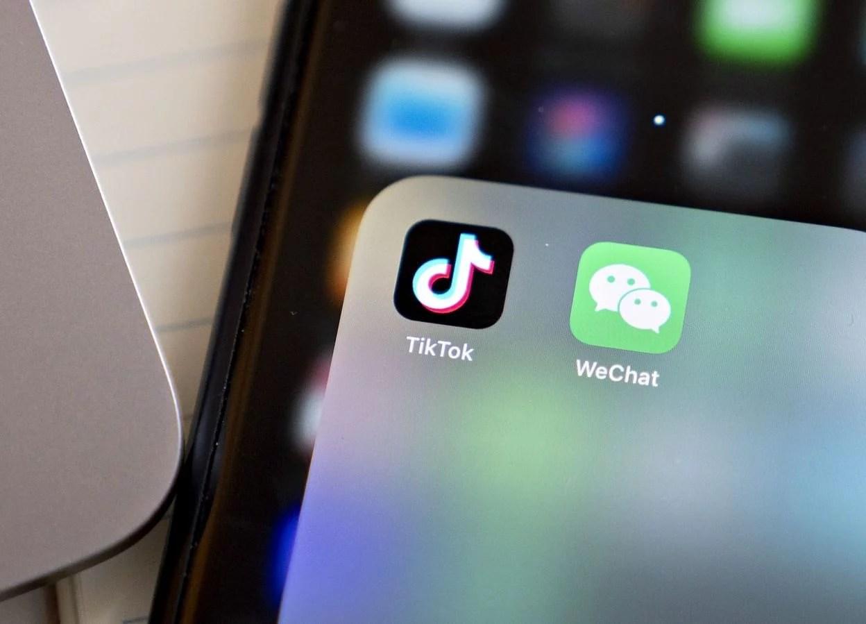 Inicia la prohibición de TikTok y WeChat en EE.UU. bloqueando las descargas a partir del domingo