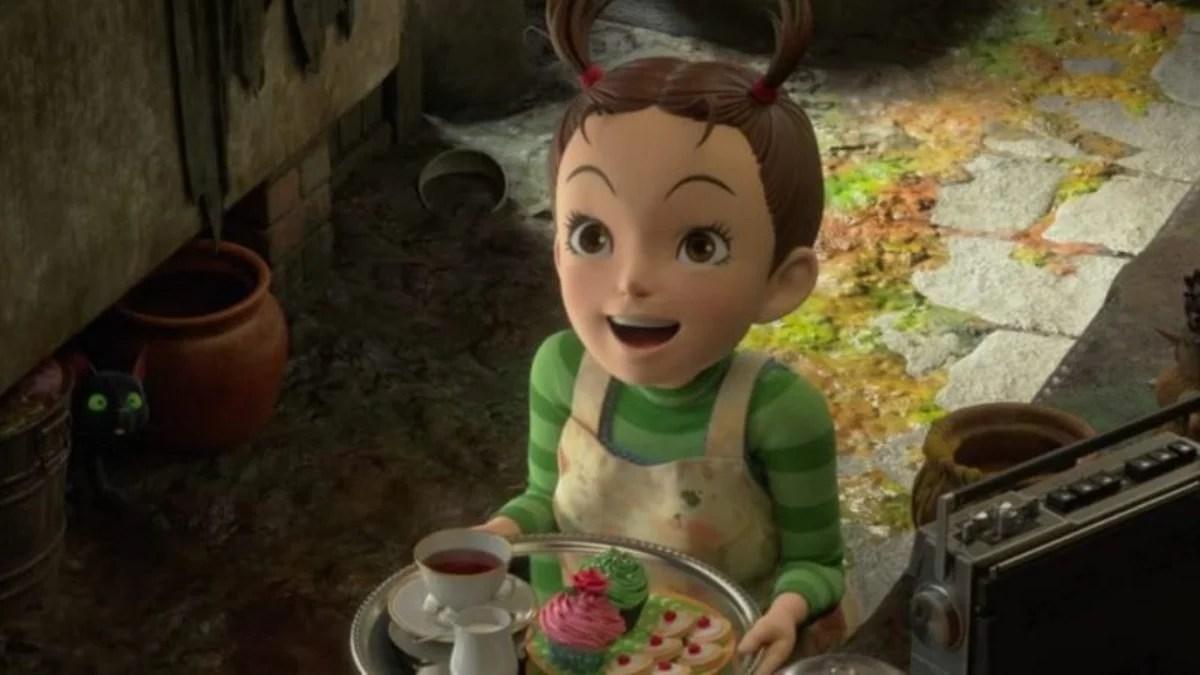 """El trailer de """"Earwig and the Witch"""" presenta a la nueva heroína de Studio Ghibli"""