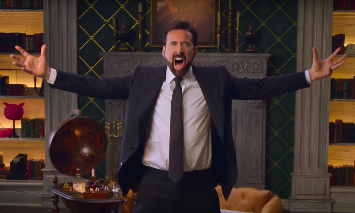 """""""History of Swear Words"""": Nicolas Cage se convierte en un académico de las groserías en esta serie de Netflix"""