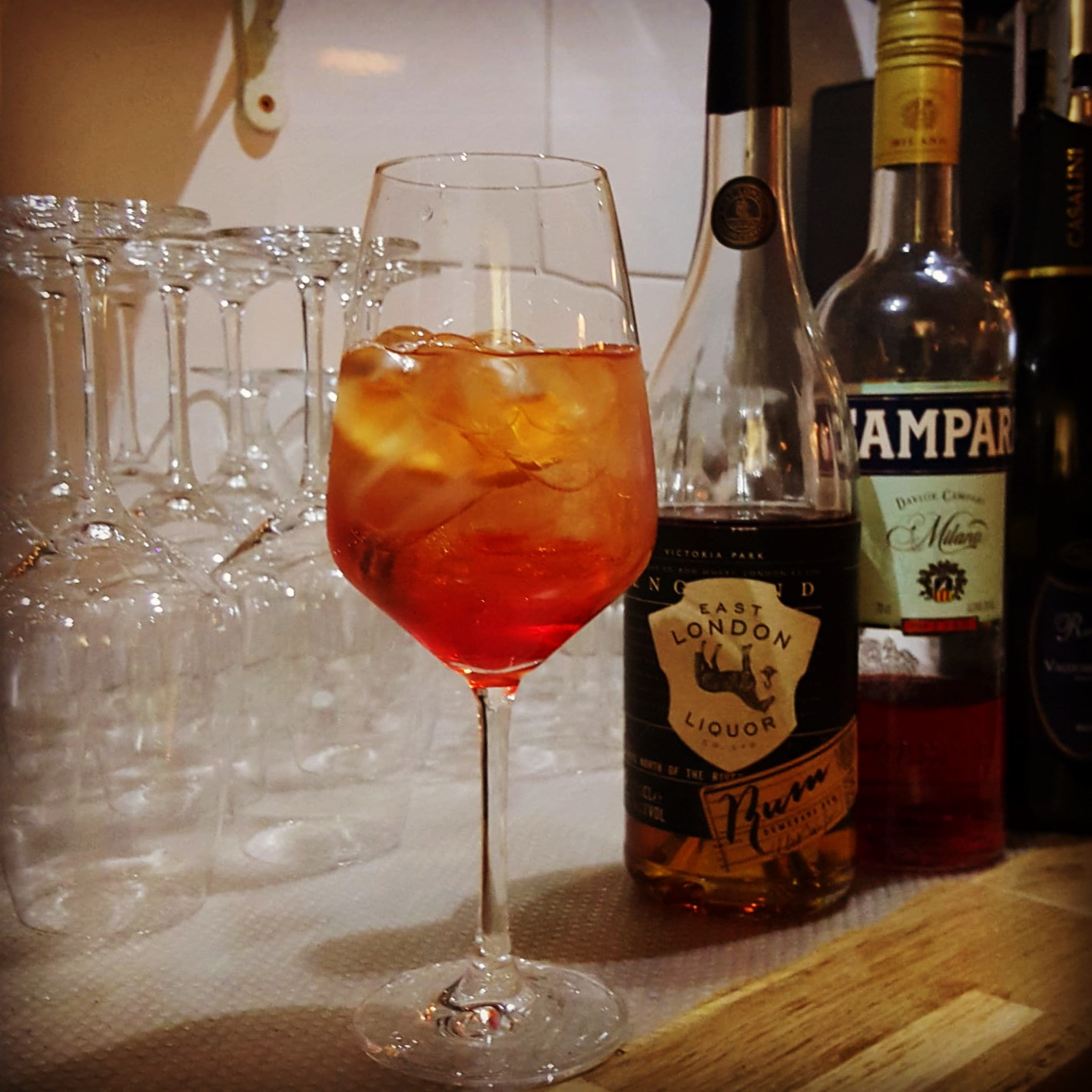 aperitivo, cocktails