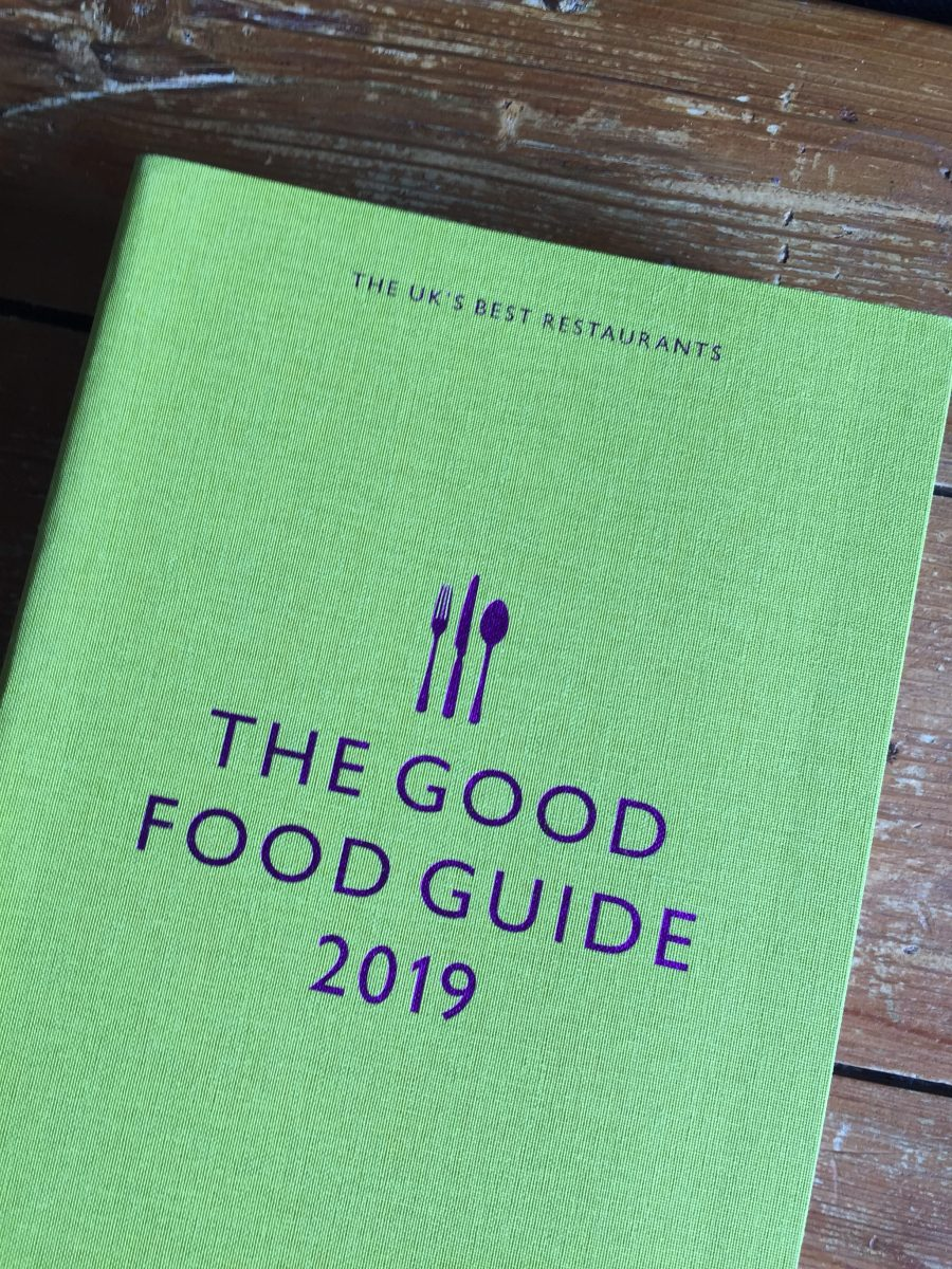 featured in the Good Food Guide 2019