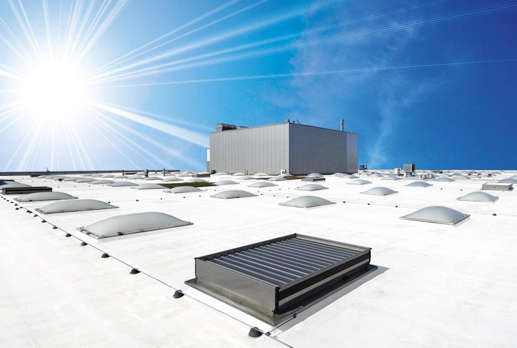Impermeabilizzanti per tetti e terrazzi- Cool roof morandi pitture