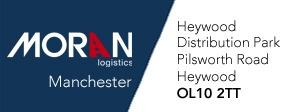 Moran Logistics - Manchester