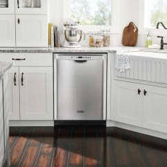 Maytag Kitchen Appliances Flat Panel Cabinets Style Your With A Dishwasher Shop
