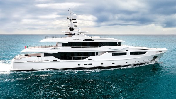 ENTOURAGE Yacht For Sale | ENTOURAGE Yacht