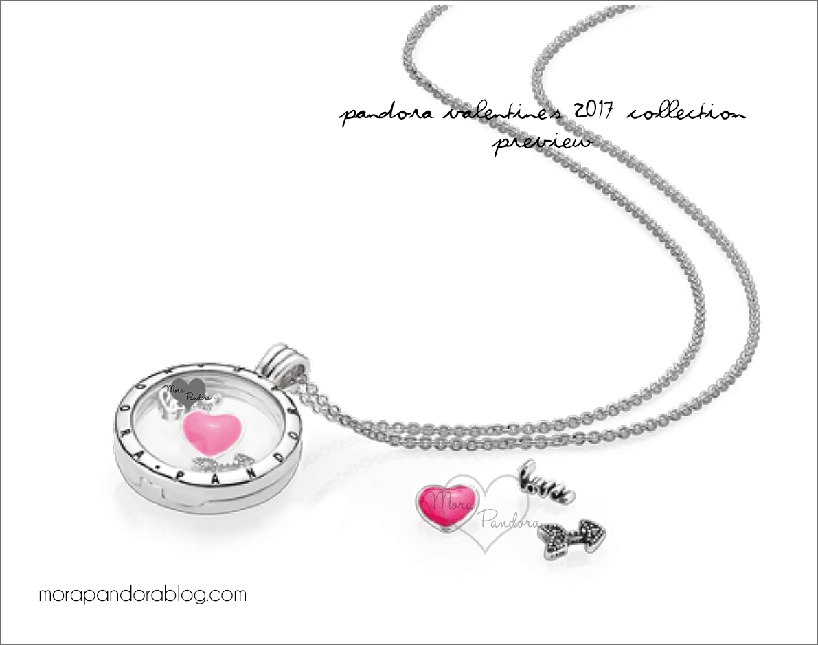 Pandora Valentines Day 2017 Collection Preview Mora Pandora