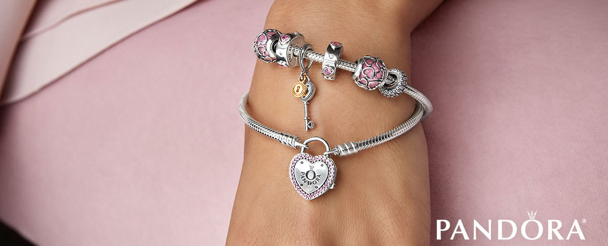 Review Lock Your Promise Bracelet From Pandora Valentine