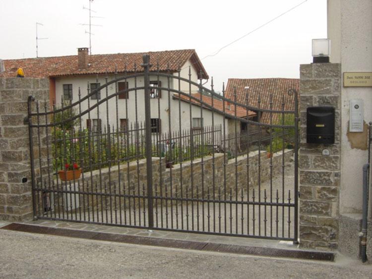 Moratto Trieste  Cancelli automatici