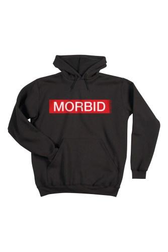 MORBID Red Label Hoodie