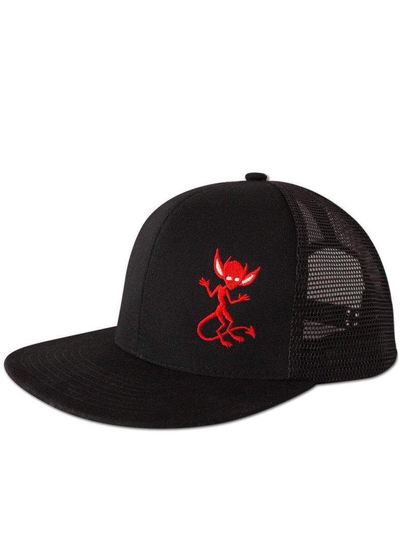 Morbid fiber Red IMP Hat