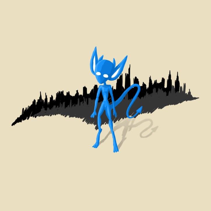 The Blue IMP