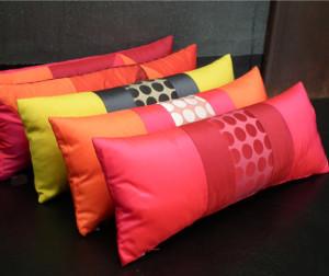 Cuscini colorati per divani  Morbidissimi