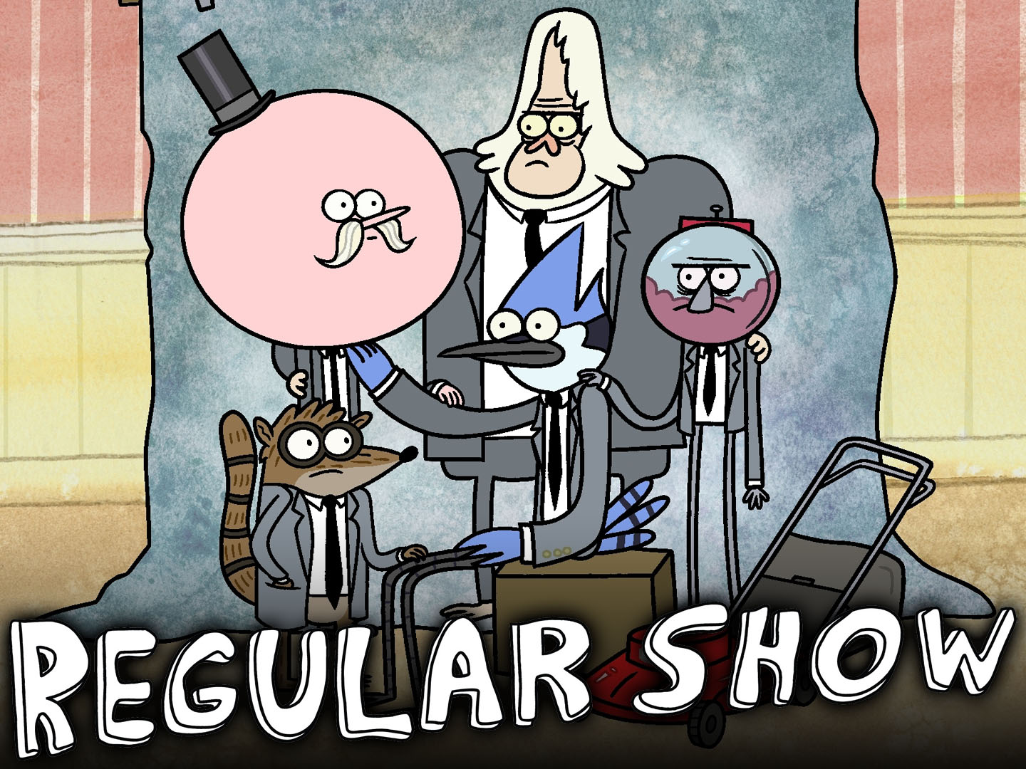 Image result for regular show