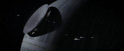 La Estrella de la Muerte original era una fortaleza impenetrable, hasta la llegada de Jyn Erso y su equipo