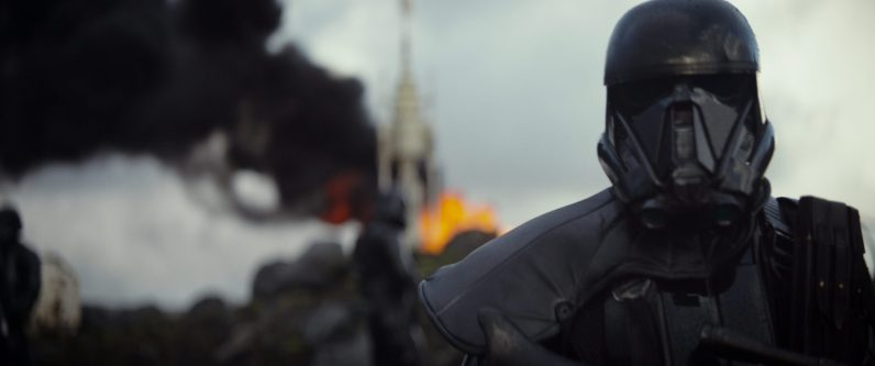Nuevos y viejos estilos de Stormtroopers llegan con Rogue One