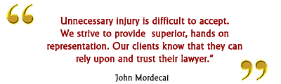 John Mordecai