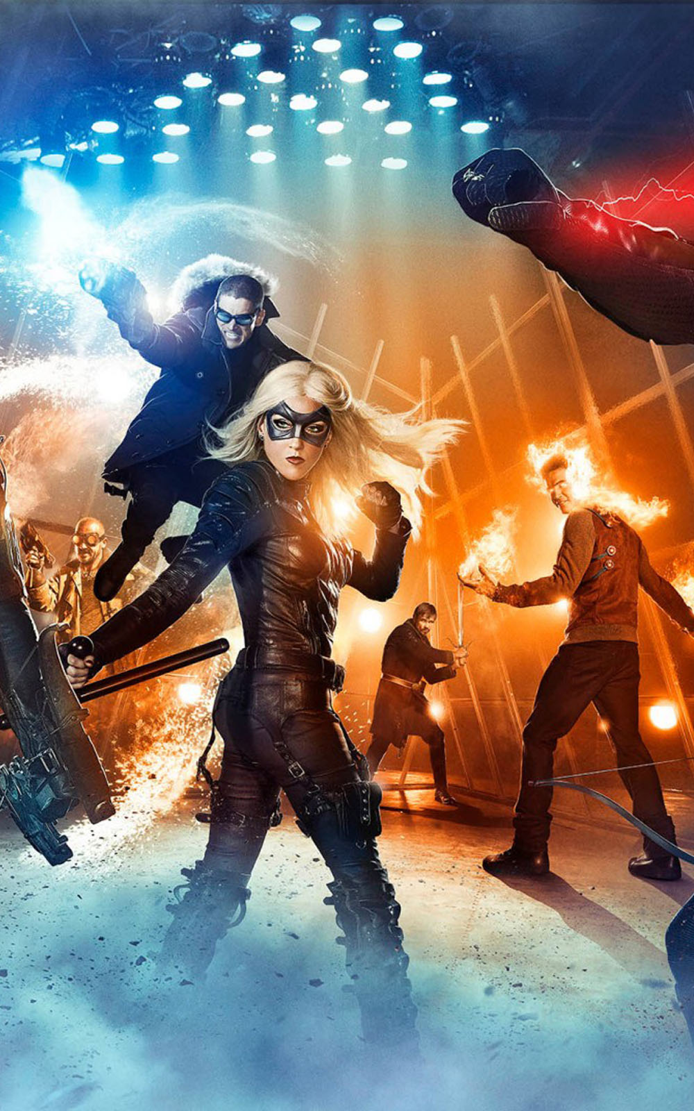 Cars Cover Dvd Art Wallpaper Legends Of Tomorrow Arrow Flash Download Free Hd Mobile
