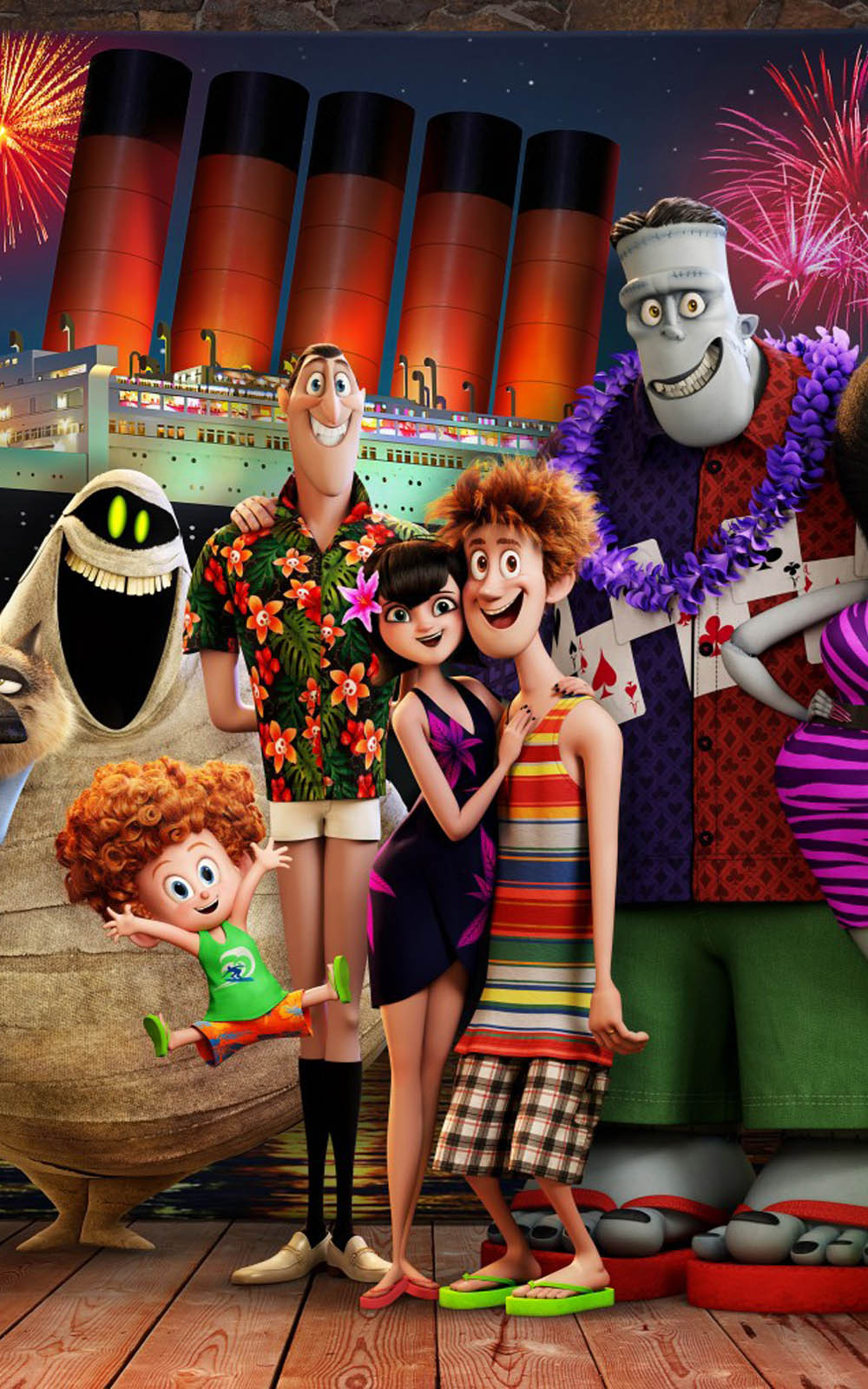 Whatsapp Car Wallpaper Download Download Hotel Transylvania 3 Free Pure 4k Ultra Hd Mobile