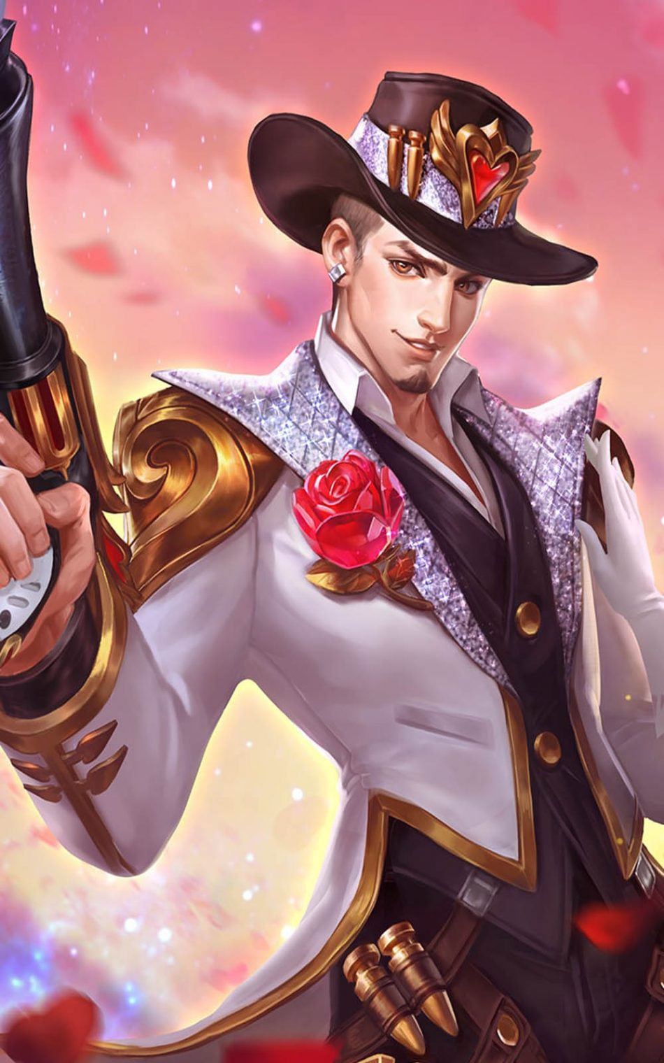 Wallpaper Mobile Legend Clint Gudang Wallpaper