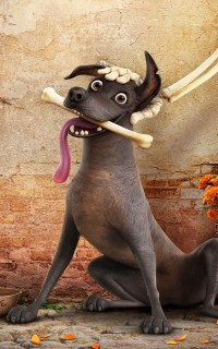 Dante Dog In Coco Free 4K Ultra HD Mobile Wallpaper