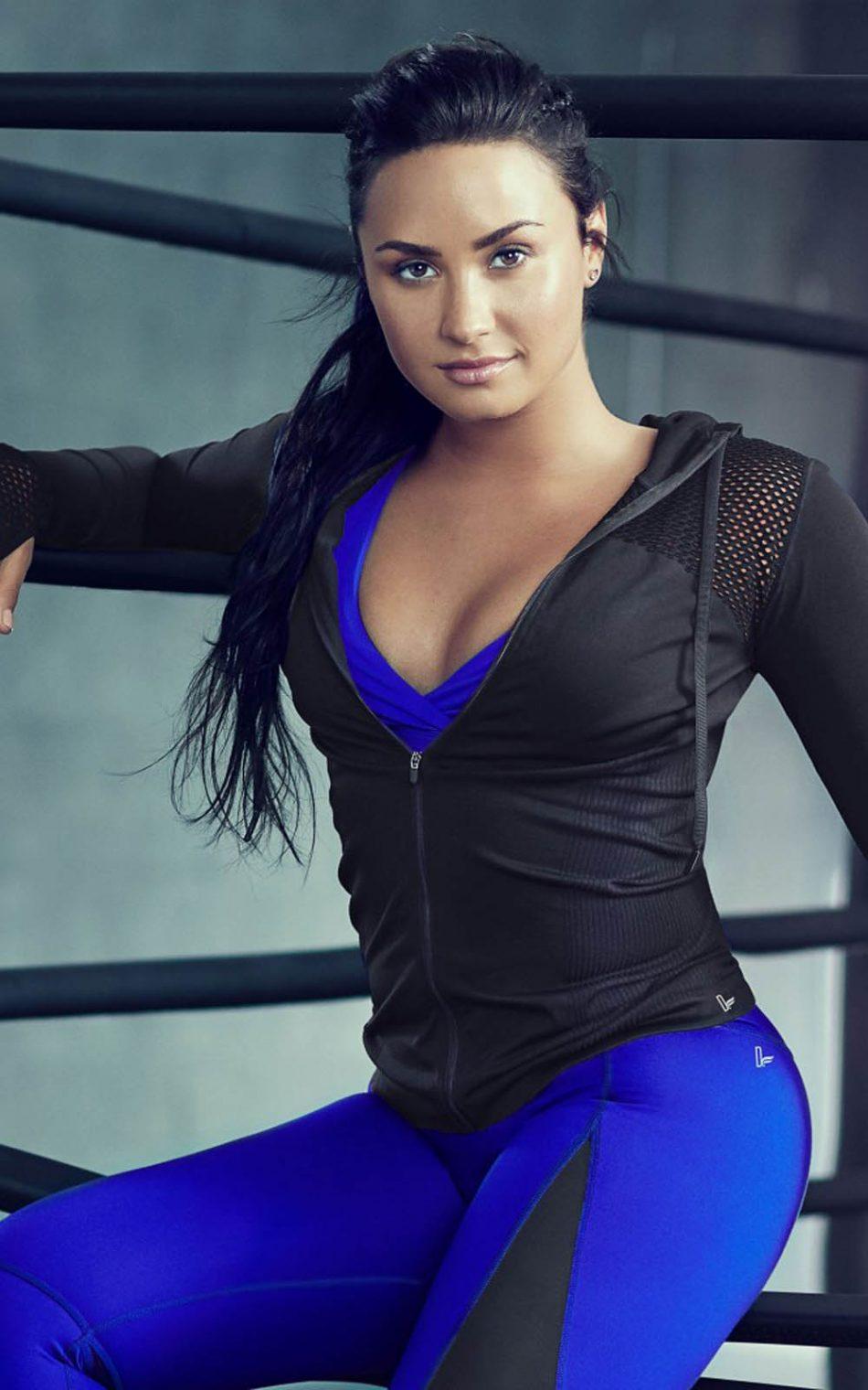 Dj Movie Hd Wallpaper Download Demi Lovato Workout Photoshoot 2017 Free Pure 4k