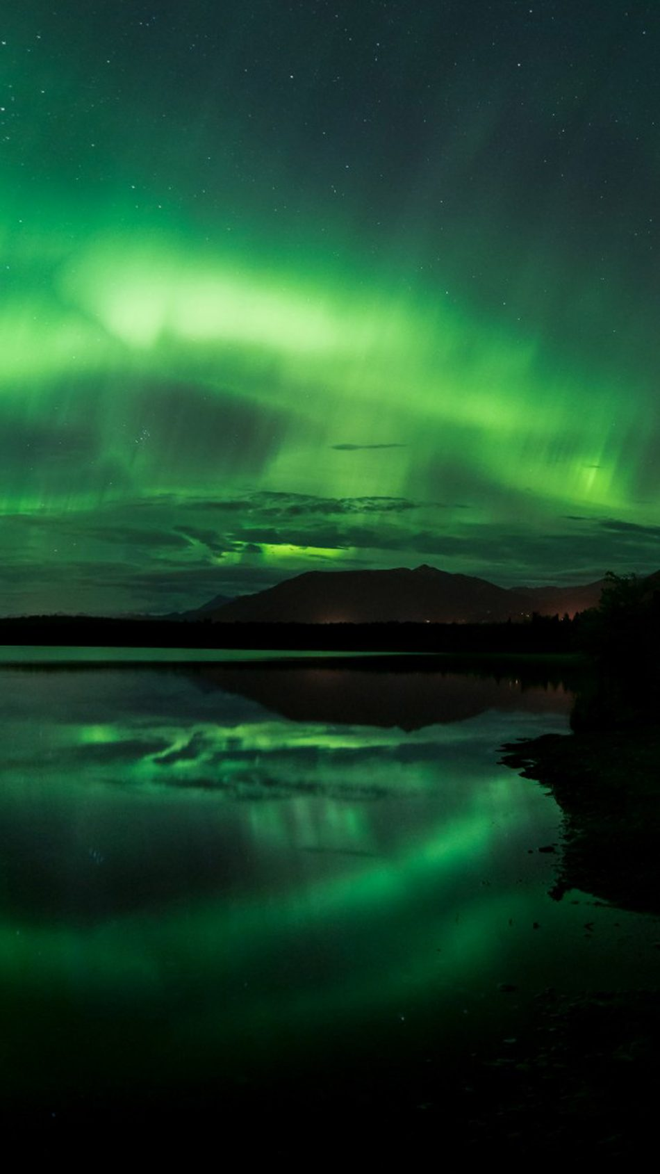 download aurora borealis northern