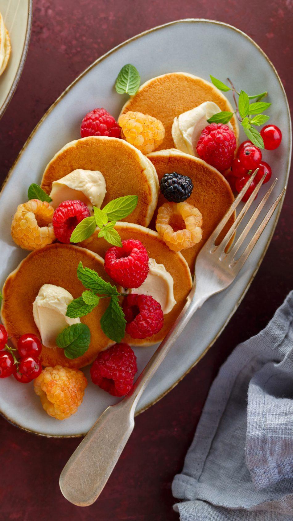 download pancake raspberry ice