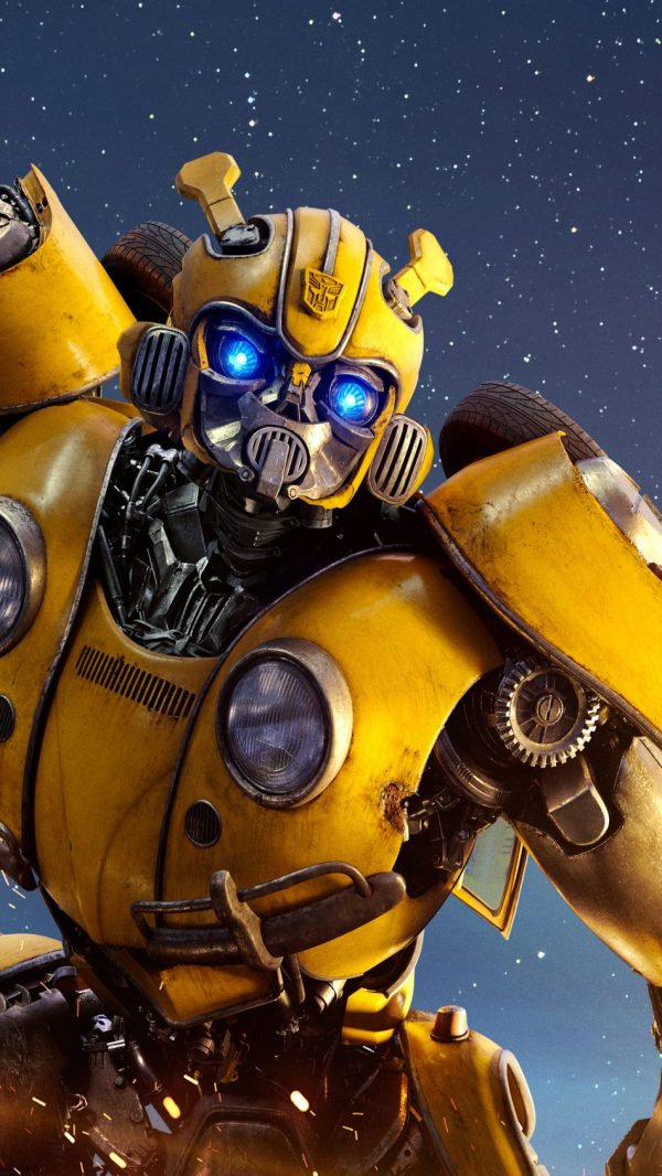 Bumblebee 2018 Free Pure 4k Ultra Hd Mobile Wallpaper