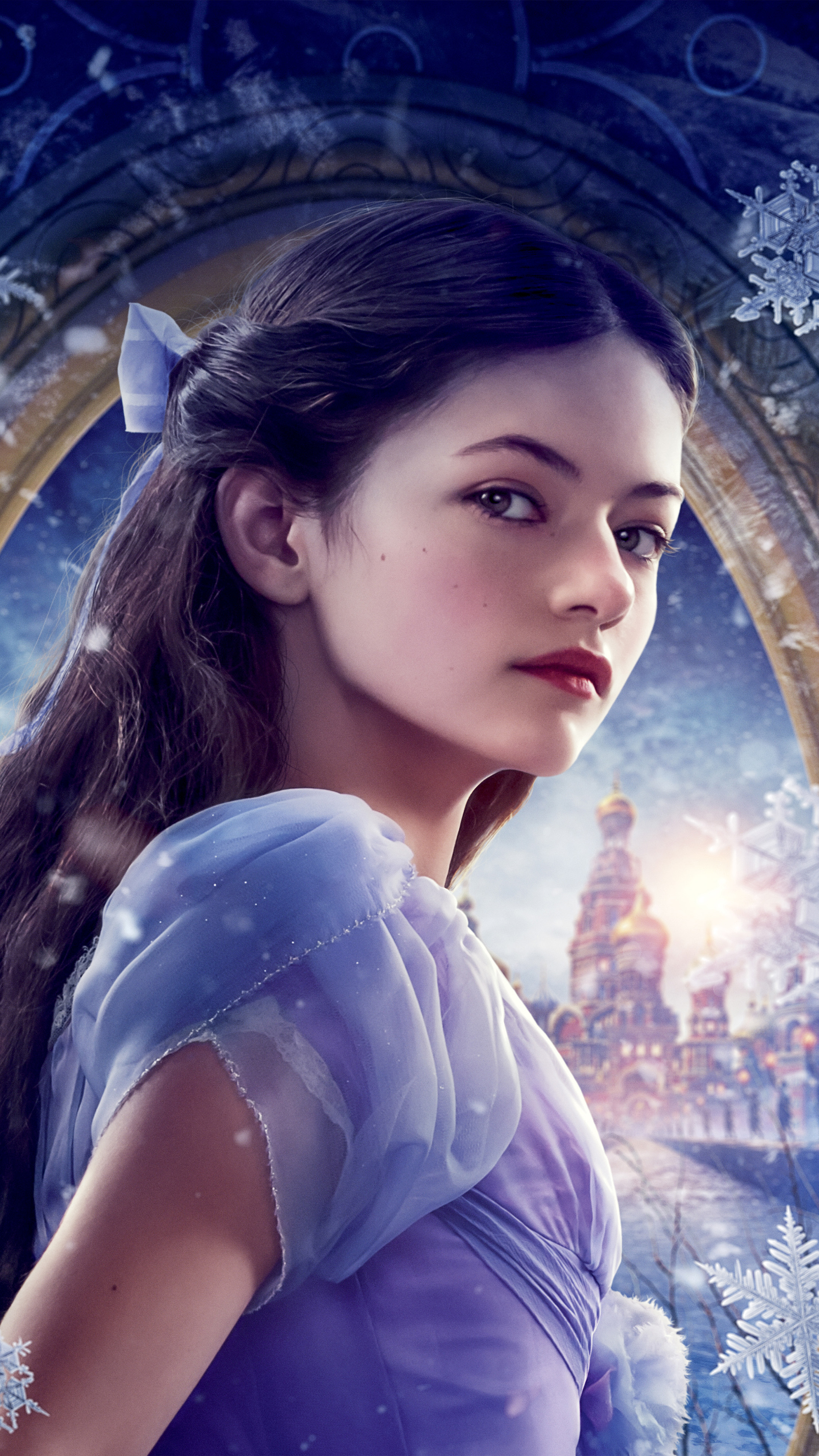 Disney Movie Quotes Wallpaper Download Mackenzie Foy In The Nutcracker And The Four