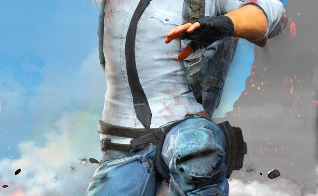 Download Pubg Helmet Guy Attacking With Pan Free Pure 4k