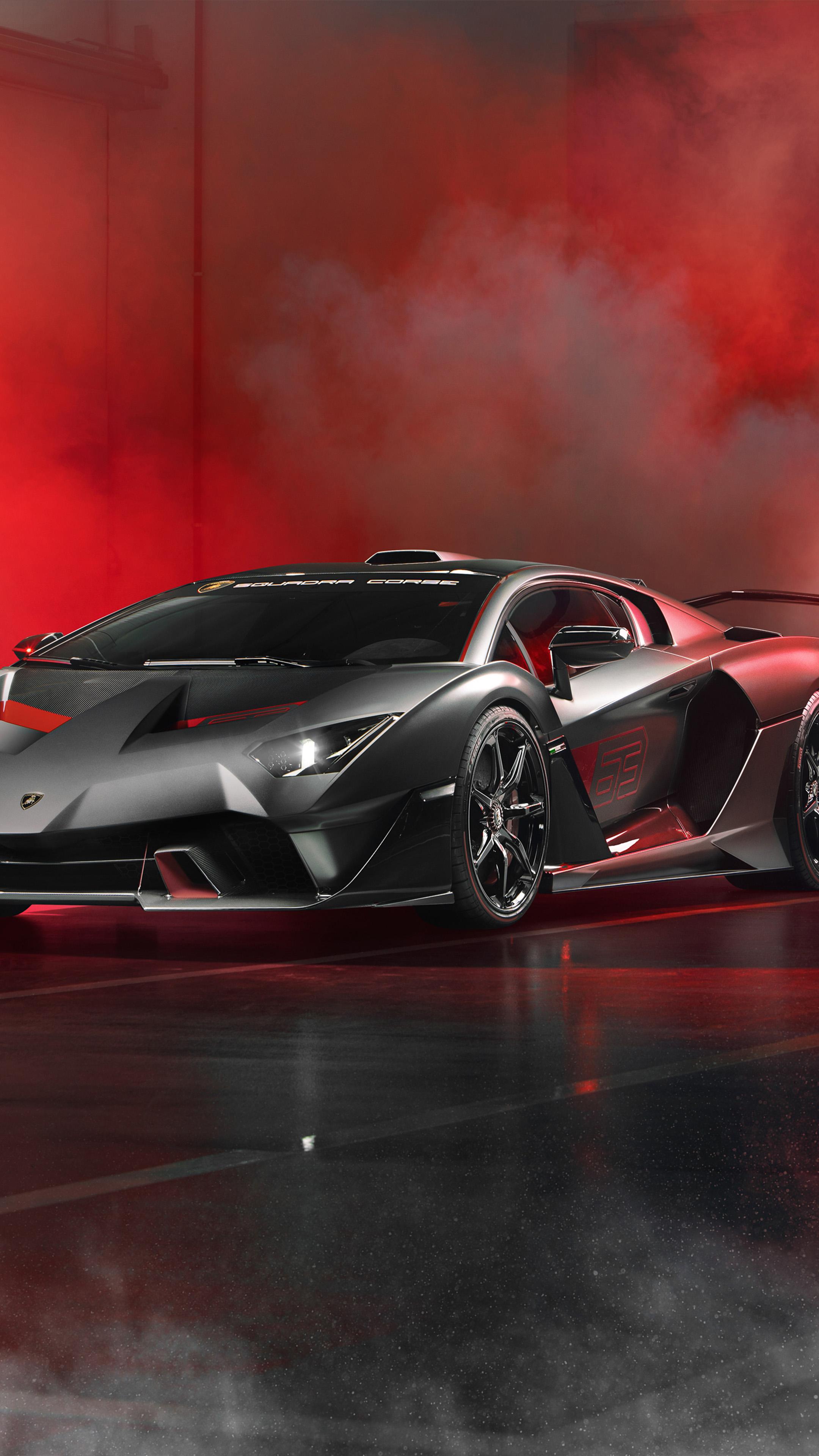 Siege Girls Anime Wallpaper Download Lamborghini Sc18 Hyper Car 2019 Free Pure 4k