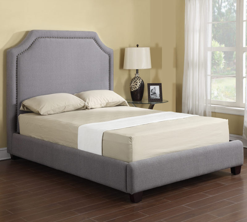 London Queen Bed Set More Decor