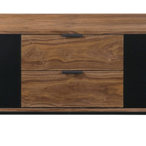 TV Console with Drawers