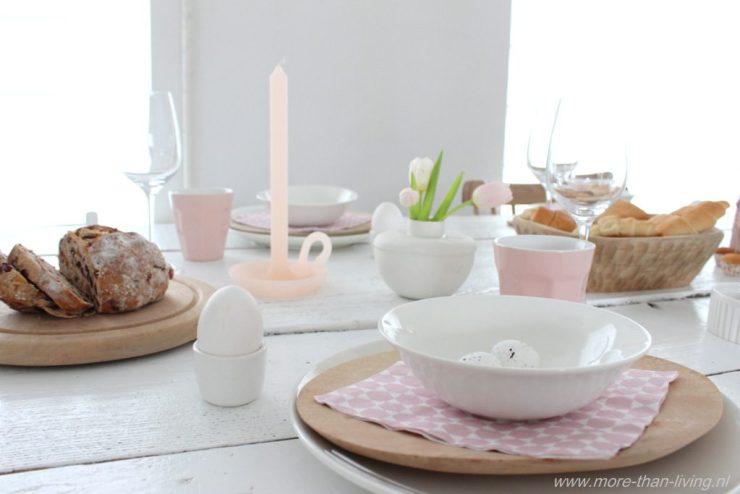 Paastafel pink 5