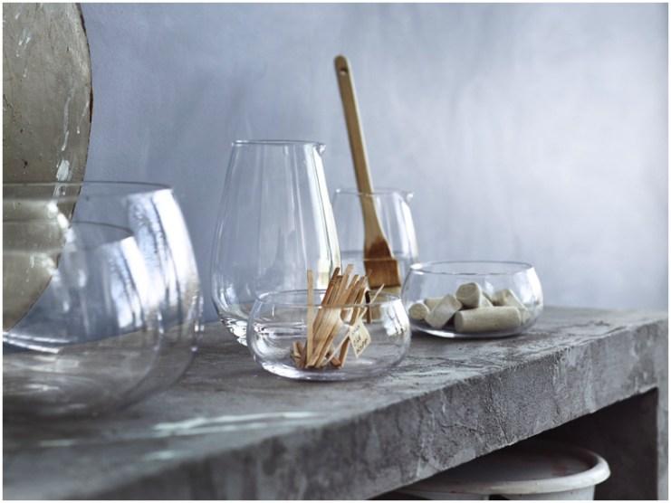 Ikea Viktigt glas