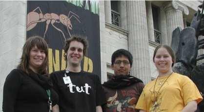 Ant Lab – April 2009